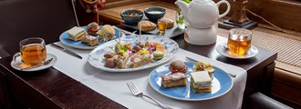 High Tea bij Fletcher Hotels